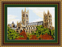 Canterbury Cathedral Tapestry Kit
