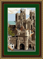 York Minster Tapestry Kit