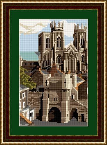 York Minster Tapestry Kit