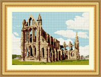 Whitby Abbey Tapestry Kit