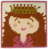 princess Starter Tapestry Kit By Cleopatra