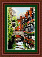 The Old Weavers Canterbury Tapestry Kit