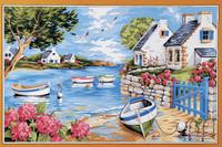 Bretagne Tapestry Canvas