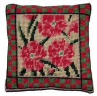 Dianthus Sampler Tapestry Kit