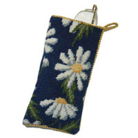 Daisy Tapestry Spectacles Case Kit