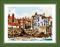 Robins Hood Bay Tapestry Kit