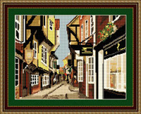The Shambles Tapestry Kit