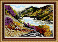 Loch Lomond Tapestry Kit