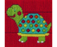 Turtle Starter Longstitch Kit By Anchor