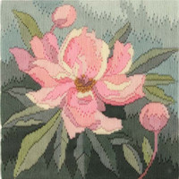 Peony Longstitch Kit