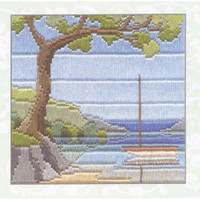 Beach Cove Longstitch Kit