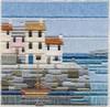 Fishermans Cottages Longstitch Kit