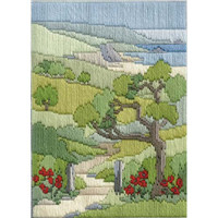 Summer Walk Long Stitch Kit