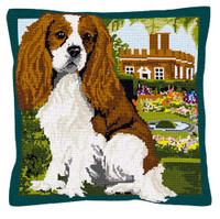 Duchesse Tapestry Cushion Kit