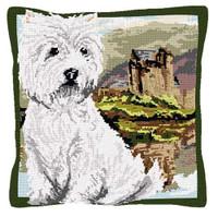 Fraser Tapestry Cushion Kit