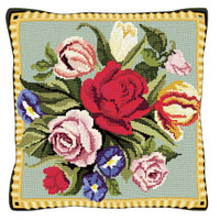 Savonnerie Tapestry Cushion Kit