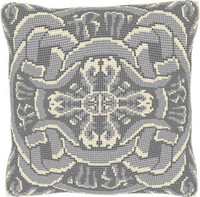 Clarendon Marble Tapestry Cushion Kit