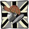 Darren BW Tapestry Cushion Kit