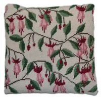 Fuchsia Tapestry Cushion Kit