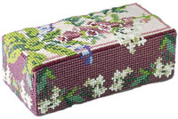 Wild flowers Tapestry Doorstop Kit