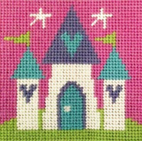 Castle Needle Point By Stitching Shed