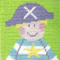 Pirate Children Needlepoint Kit