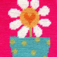Daisy Children Needlepoint Kit