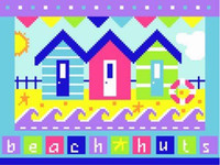 Seaside Needle Point By Stitching Shed