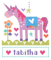 Unicorn Cross Stitch Kit By Stitching Shed