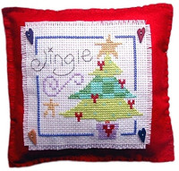 Tree Cushion Cross Stitch Kit