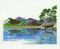 Friars Crag Cross Stitch Kit