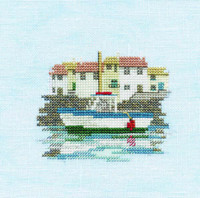 Minuets Harbour Cross Stitch Kit