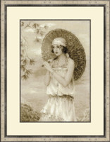 Old Photo Cross Stitch Kit By Riolis
