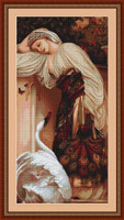 Odalisca Cross Stitch Kit By Luca S