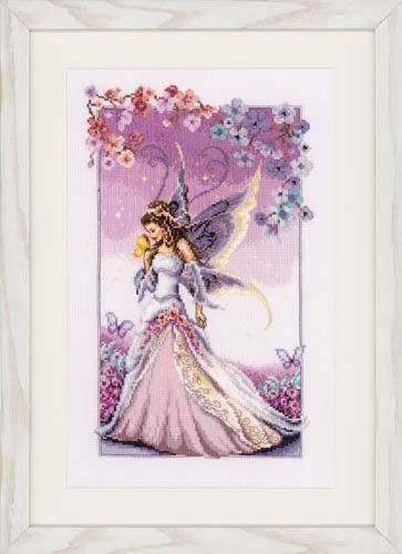 Fairy Princess Cross Stitch Kit