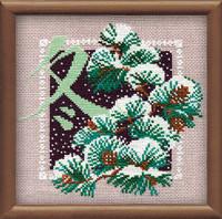 Winter  Cross Stitch Kit