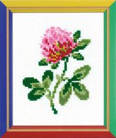 Clover Cross Stitch Kit By Riolis