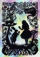Alice In Wonderland Cross Stitch Kit By Bothy Threads