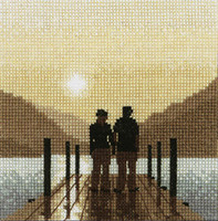 First Light Cross Stitch Kit