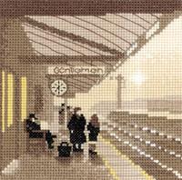 Platform Cross Stitch Kit