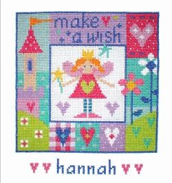 Make A Wish Cross Stitch Kit