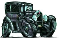 Fiat 1932 Bailil Cross Stitch Chart
