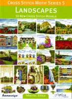 Landscapes Cross Stitch Motif Book