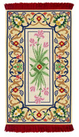 Jasmina Rug/Wall Hanging Cross Stitch Kit