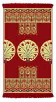 Haldir Rug/Wall Hanging Cross Stitch Kit