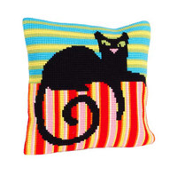 Mr Handsome Chunky Cross Stitch Cushion Kit