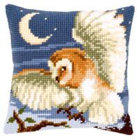 Night Owl Chunky Cross Stitch Kit