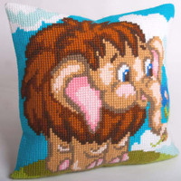 Harry Chunky Cross Stitch Kit