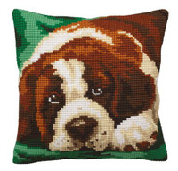 Bernie Chunky Cross Stitch Kit