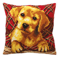 Brady Chunky Cross Stitch Kit